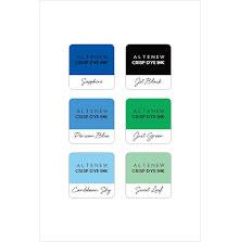 Altenew Dye Inks 6 Mini Cube Set - Secret Garden