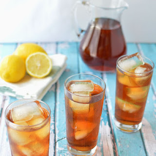 Sweet Iced Tea.