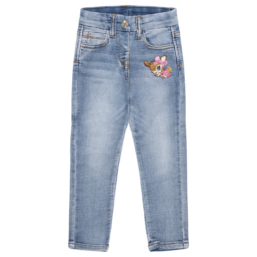 Primary image of Monnalisa Bambi Jeans