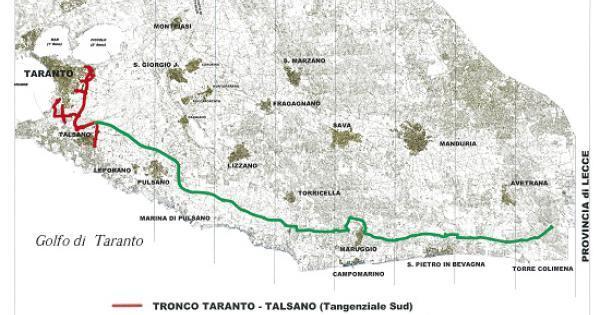 Taranto-Avetrana a rischio? Sono pronto ad oppormi»: parla presidente  provincia Gugliotti - La Gazzetta del Mezzogiorno