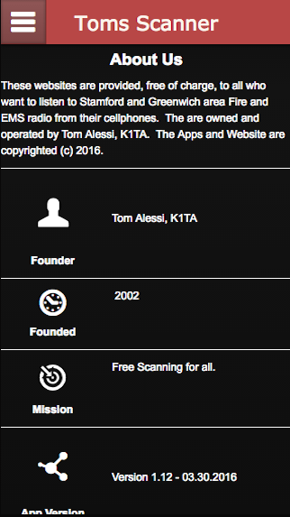 Tom's Scanner- screenshot