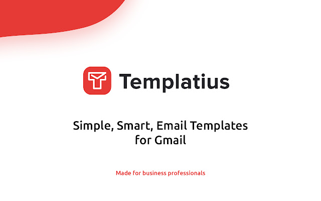 Templatius: Email Templates for Gmail