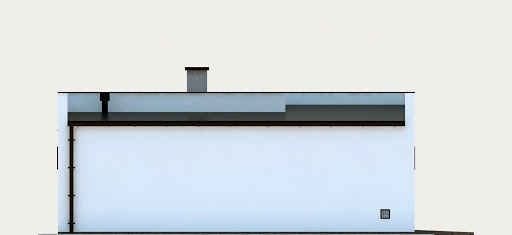 G290 - Elewacja lewa