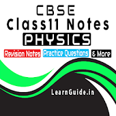 Class 11 Physics Study Materials & Notes 2019 Android APK Download Free By Onlinexampoint