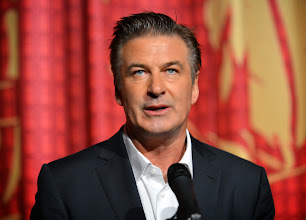 """Photo: HOLLYWOOD, CA - NOVEMBER 04:  Actor Alec Baldwin arrives at the premiere of """"Rise of the Guardians"""" during the 2012 AFI Fest presented by Audi at Grauman's Chinese Theatre on November 4, 2012 in Hollywood, California.  (Photo by Alberto E. Rodriguez/Getty Images For AFI)"""