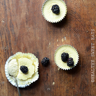 5-Ingredient Low-Carb Mini Cheesecakes