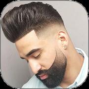 Men Hairstyles & Beardstyles 2018 : 100+ Top Style