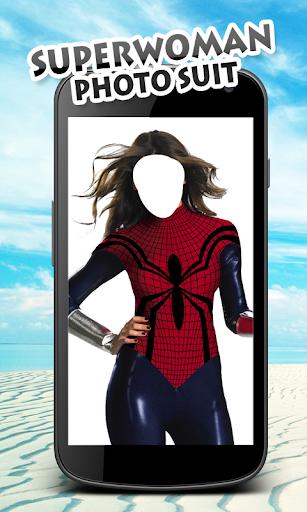 Superwoman Photo Suit
