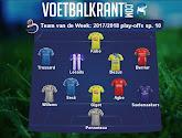 Gent, Charleroi en Genk sterk vertegenwoordigd