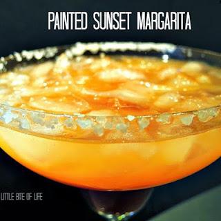 Painted Sunset Margarita