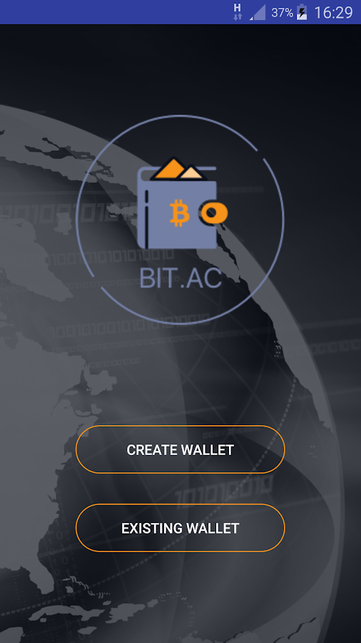 Crypto Wallet- screenshot