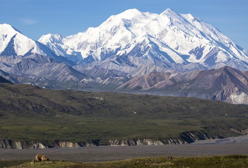 Os principais pontos turisticos dos estados unidos da América - Parque Nacional Denali