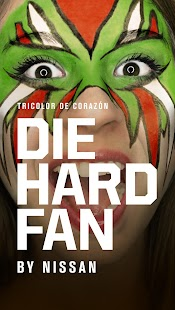 Die Hard Fan - Tricolor- screenshot thumbnail