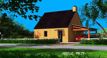 Maison 3 pièces 44,28 m2