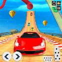 Mega Ramp Car Racing Stunts 3d Stunt Driving Games icon