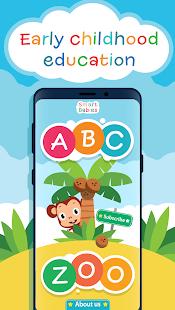 Smart Babies - Alphabet & Zoo for PC-Windows 7,8,10 and Mac apk screenshot 1