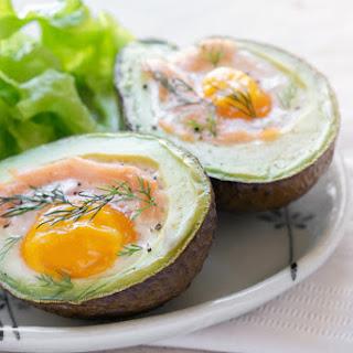 Low Carb Smoked Salmon Stuffed Avocados (Healthy Keto Recipe) Recipe