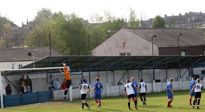 Photo: 29/04/11 v Leigh Genesis (Evo-Stik League Div 1 North) 6-0 - contributed by Mike Latham