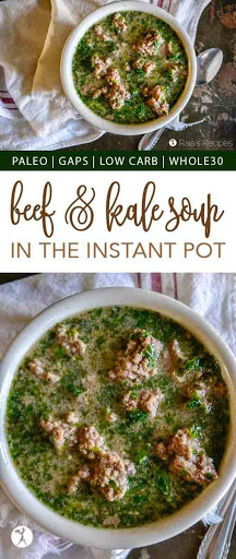 10 Best Ground Beef And Kale Soup Recipes