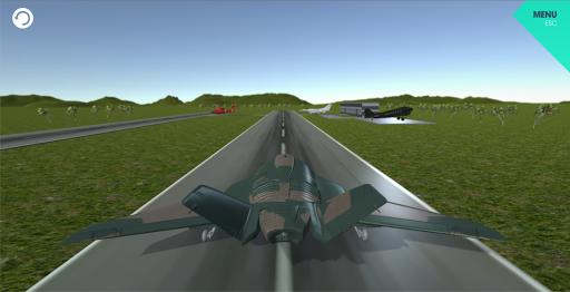 3D Aircraft Simulator