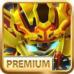 Superhero Fruit 2 Premium: Robot Fighting Icon