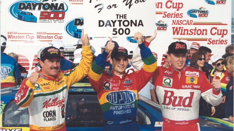 Watch Refuse to Lose: Jeff Gordon and the 1997 Daytona 500 live