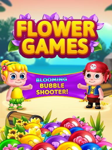 Flower Games - Bubble Shooter 3.7 screenshots 24