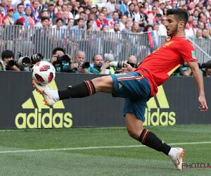 Ansu Fati forfait avec l'Espagne, un revenant madrilène pour le remplacer