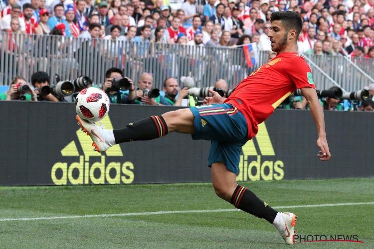 Spanje speelt de finale van de Olympische Spelen