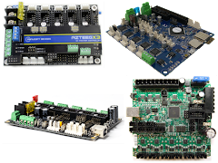 5 Stepper Max Controller Boards