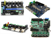 5 Stepper Max Controller Boards