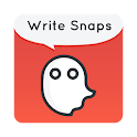 Write Snaps - Snap Story icon