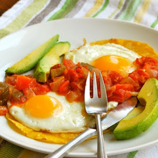 Recipe For Huevos Rancheros