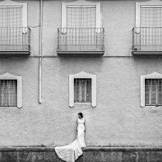 Wedding photographer Carlos De la fuente alvarez (FOTOGRAFOCF). Photo of 13.11.2017