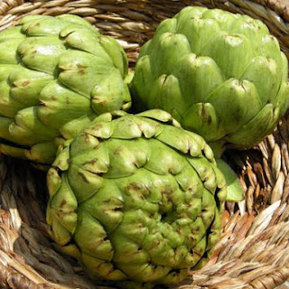 Fresh Artichokes Stuffed