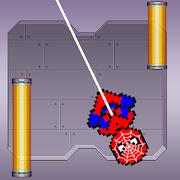 FlappySpider - Rope Swing Physics