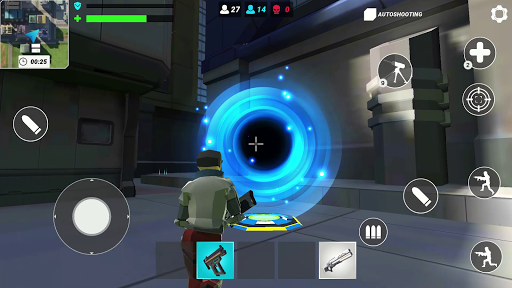 Battle Royale Fire Force Free screenshot 17