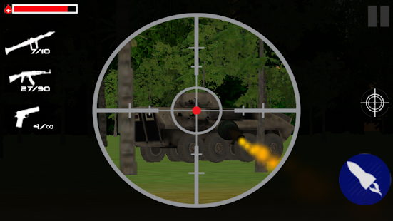 Pak Army Sniper - náhled