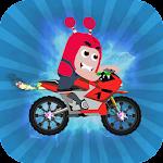 The Crazy Oddbod Drive Motobike Icon