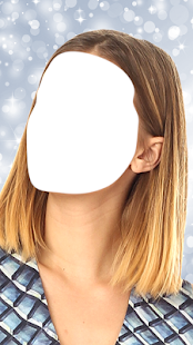 Ombre Hair Salon Photo Camera - náhled