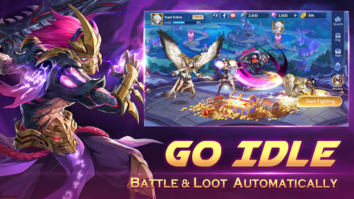 Mobile Legends: Adventure screenshots 2
