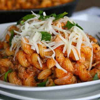 Lasagna Skillet Recipe