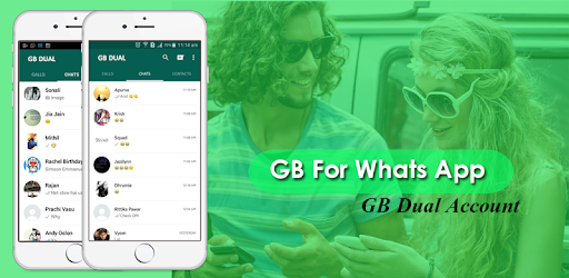 New GBWhatsaap 2018 for PC