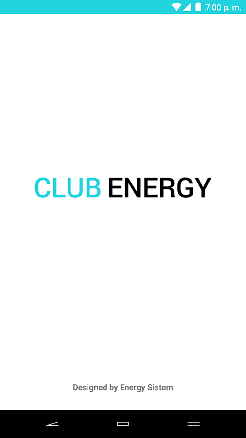 Club Energy- screenshot