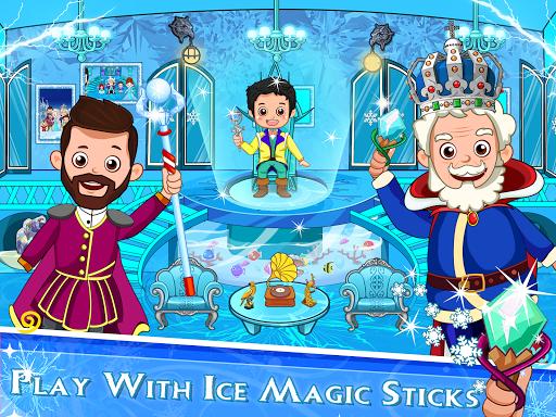 Mini Town: Ice Princess Land android2mod screenshots 9