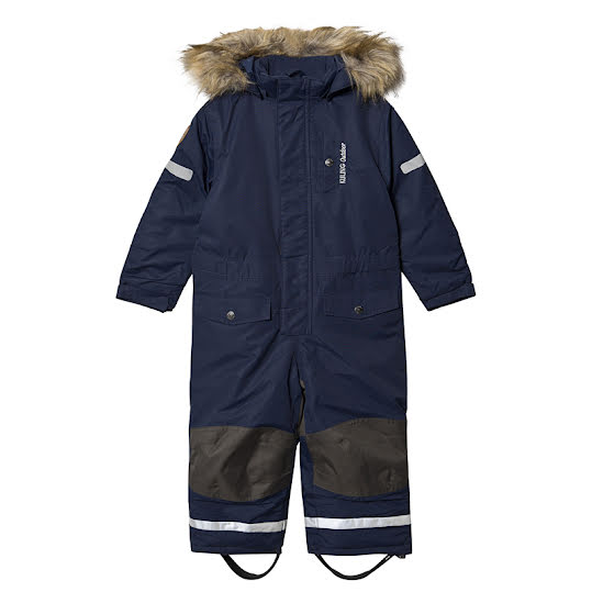 Kuling Verbier Vinteroverall Classic Navy