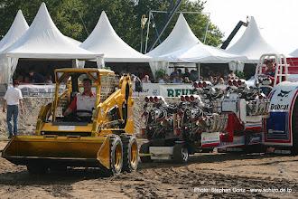 Photo: Putten 2009  - Gert op de Gouden Bobcat