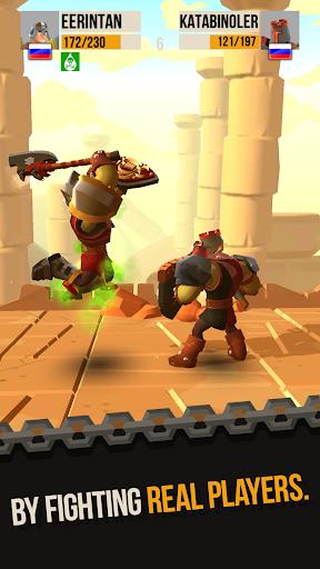 Duels: Epic Fighting Action RPG PVP Game screenshots apkshin 7
