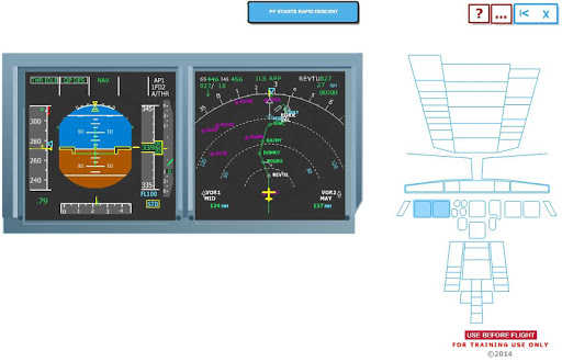 A330 Trainer EISII GE