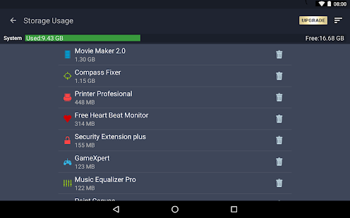 Tablet AntiVirus FREE 2017- screenshot thumbnail
